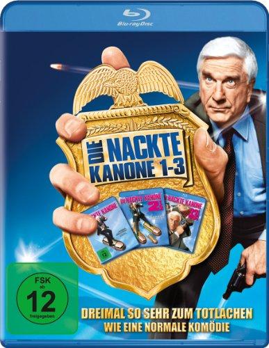 Die nackte Kanone - Box-Set (Blu-ray) für 12,64€ (Amazon Prime)