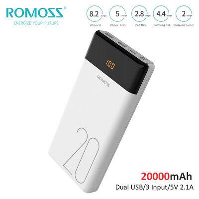 ROMOSS Powerbank 20000mAh