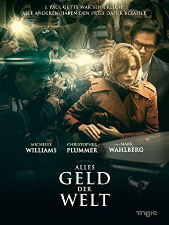 Kostenlose Filme im Stream - z.B. Alles Geld der Welt - Drama von Ridley Scott
