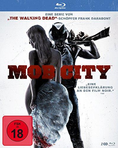 Mob City - Staffel 1 (Blu-ray) für 4,86€ (Amazon)