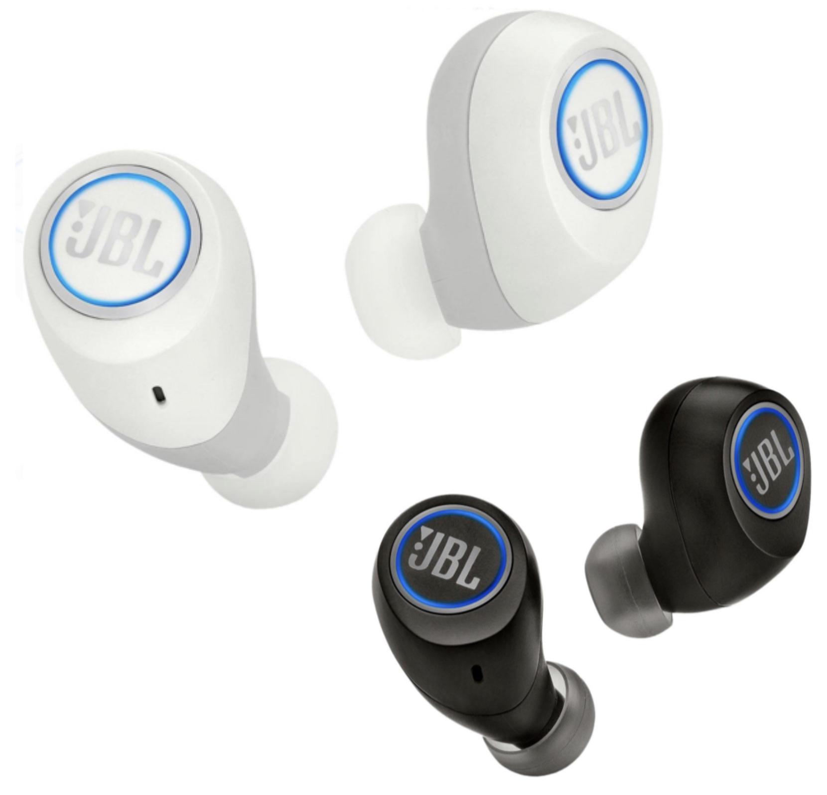 JBL Free X In Ear Bluetooth Wireless Kopfhörer mit smarter Ladestation IPX 5 für 60,94€ inkl. Versandkosten
