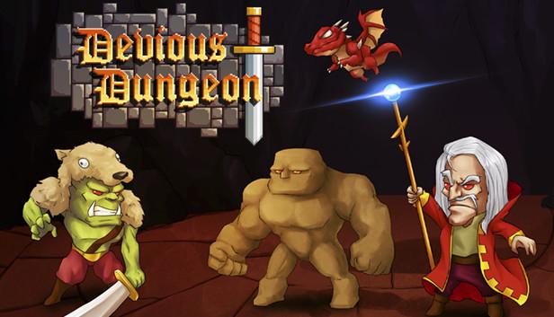 (Steam) Devious Dungeon 0,49€ - Steam Store