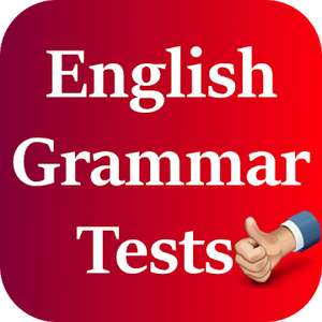 KOSTENLOS : English Tests (Android App) - Google Play (4,5*)