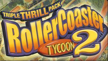 RollerCoaster Tycoon 2: Triple Thrill Pack (Steam) für 1,49€