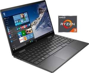 "HP Envy 13-ay0232ng Convertible Notebook - 13,3"" FHD IPS Touch, AMD Ryzen 3 4300U, 8GB RAM 3200MHz, Bel. Tastatur, Alu Body, Win10"