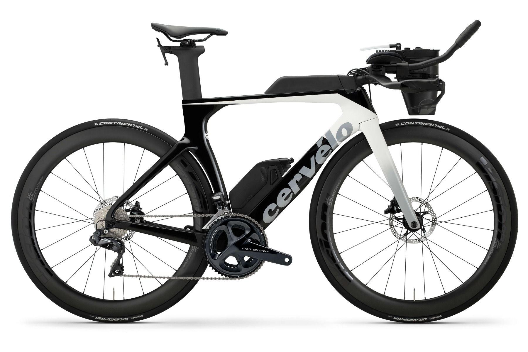 Rennrad Triathlon/TT Cervelo P-Series Disc Ultegra Di2 P3 (9.39kg) - 2020 (54cm)