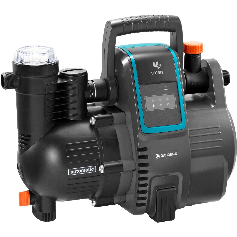 Gardena Hauswasserautomat smart Pressure Pump via App/Tablet steuerbar [TPG Bauhaus]