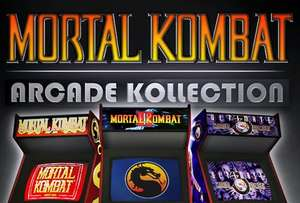 Mortal Kombat: Arcade Kollection (3 Spiele) für 2.19€ @ Fanatical