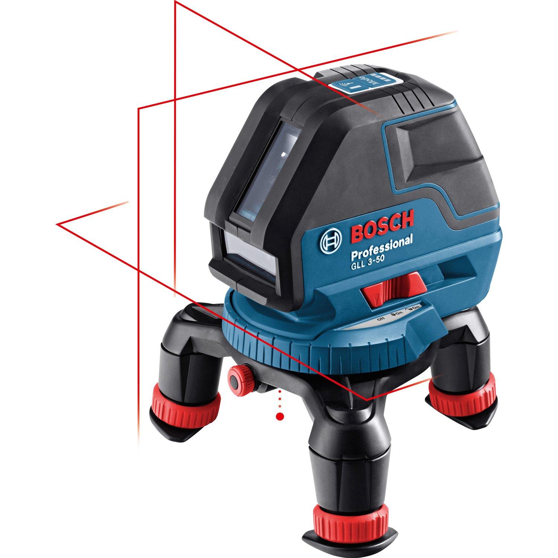 [OBI LOKAL] Bosch Professional Linienlaser GLL 3-50 [Bauhaus TPG] für 132,10