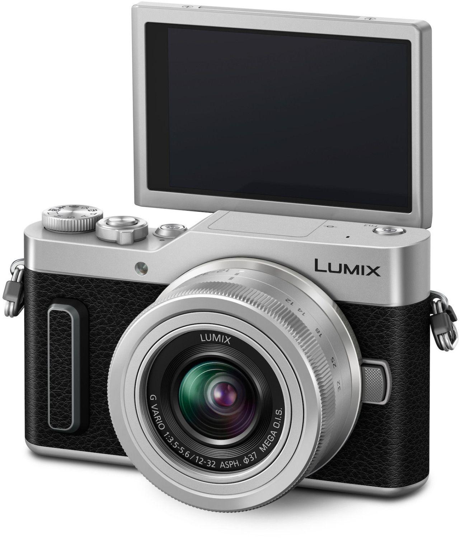 Panasonic Lumix DC-GX880 MFT Systemkamera inkl. 12-32F3,5-5,6 Objektiv