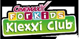 KlexXi Club - Kostenloser Kinoeintritt am Geburtstag + Willkommensgeschenk für Kinder