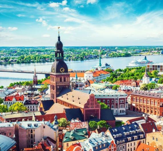 Riga / Lettland: Doppelzimmer im 5* Pullman für 37€ pro Nacht (August)