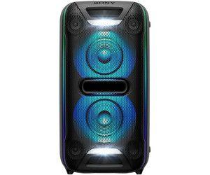 SONY GTK-XB72 Wireless Party Chain Bluetooth Lautsprecher, Schwarz [Saturn]