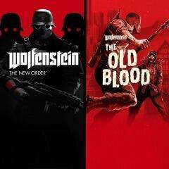 Wolfenstein: The New Order & The Old Blood Double Pack (Xbox One) für 8,99€ (Xbox Store)