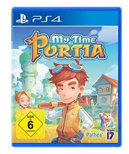 My Time at Portia (PS4 & Xbox One) für je 9,90€ (Amazon)