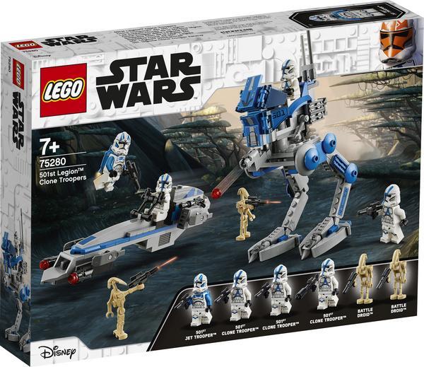 LEGO Star Wars - Clone Troopers der 501. Legion (75280) (inkl. Payback)
