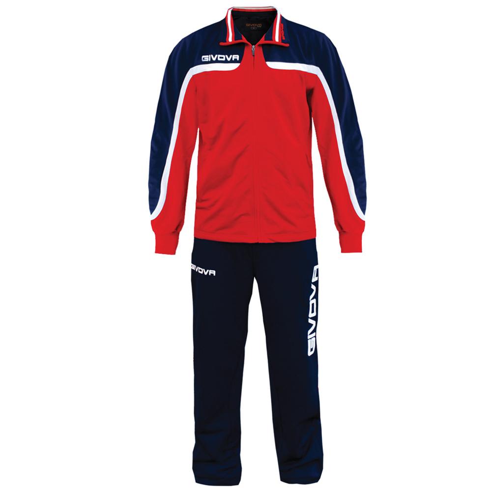 "Givova Trainingsanzug ""Tuta Europa Full Zip"" für 7,20€ + 3,95€ VSK [SportSpar]"