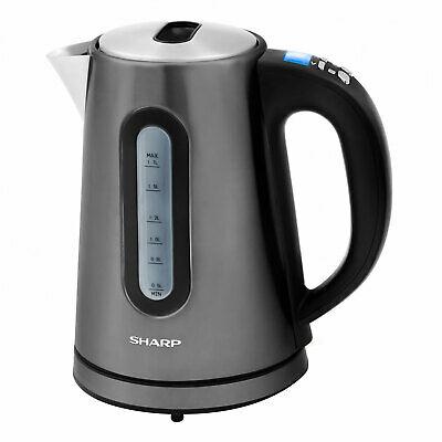 Sharp SA-BK2002A Wasserkocher, 1,7l, 2400W