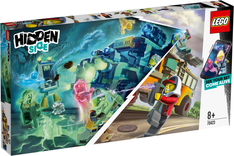 Lokal [Müller] Minden LEGO Hidden Side Spezialbus Geisterschreck 70423 +++ zusätzlich 3% Rabatt an der Kasse