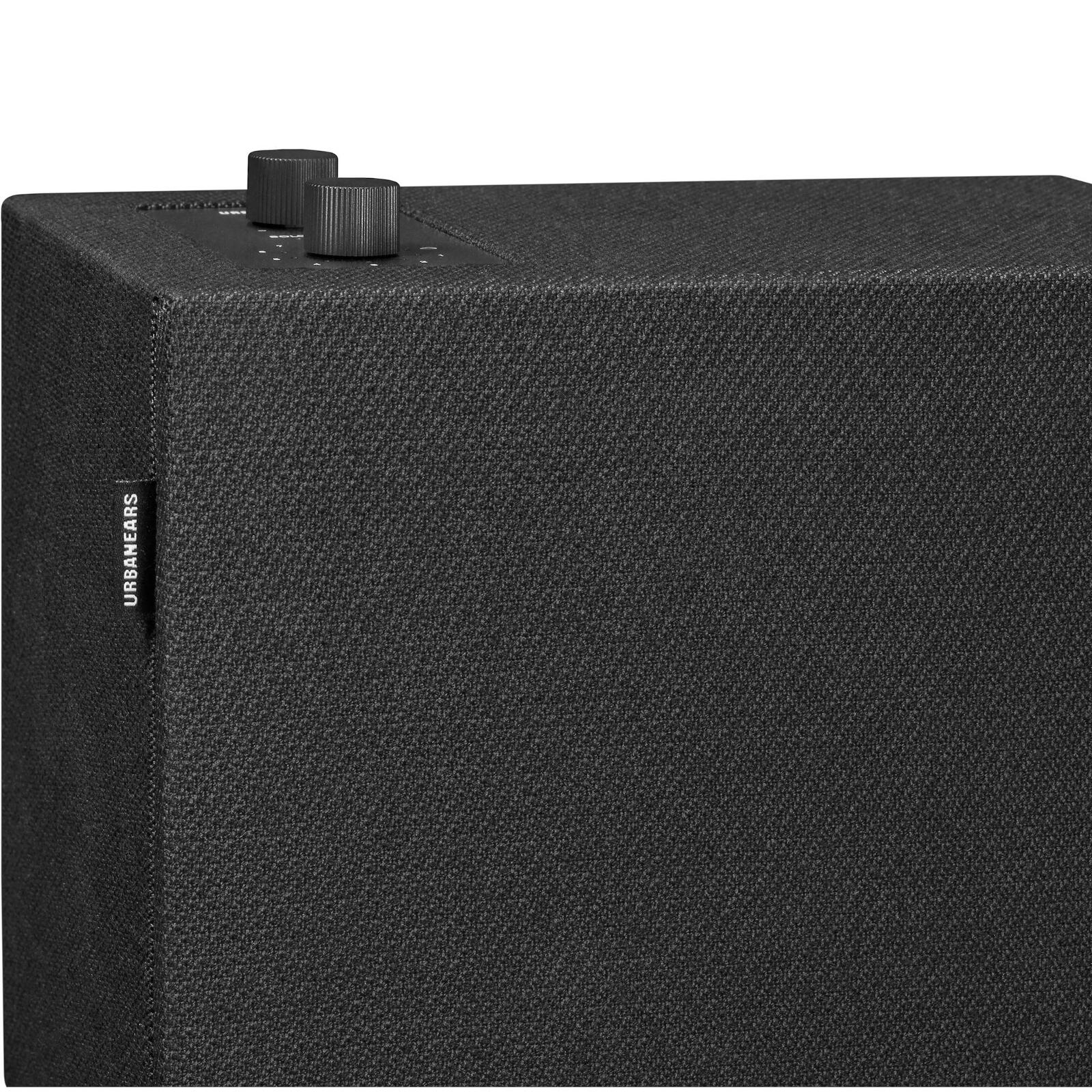 [SOWIA] Urbanears Stammen Wireless Multi-Room Speaker - Vinyl Black | 4 Farben verfügbar