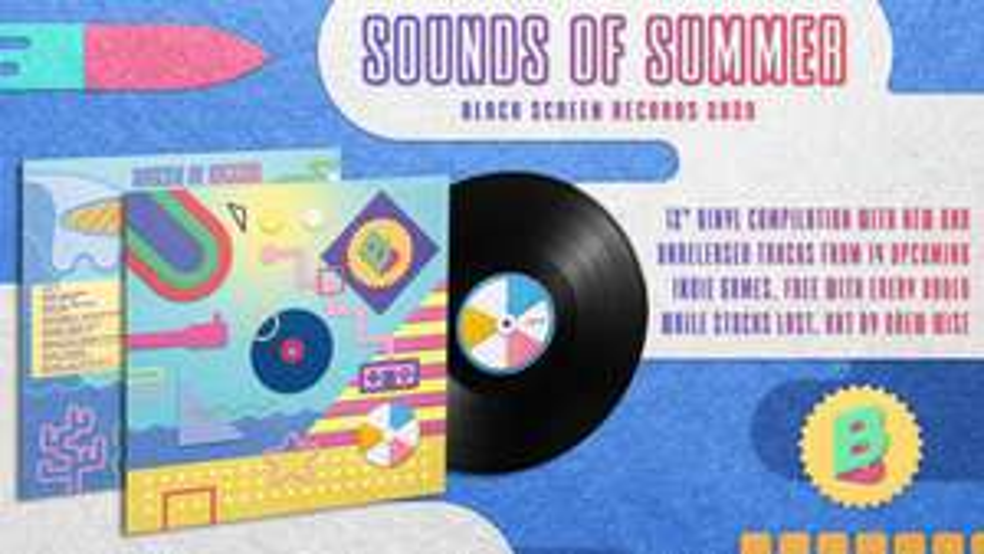 Indie Games Vinyl Sampler gratis (+Versandkosten)