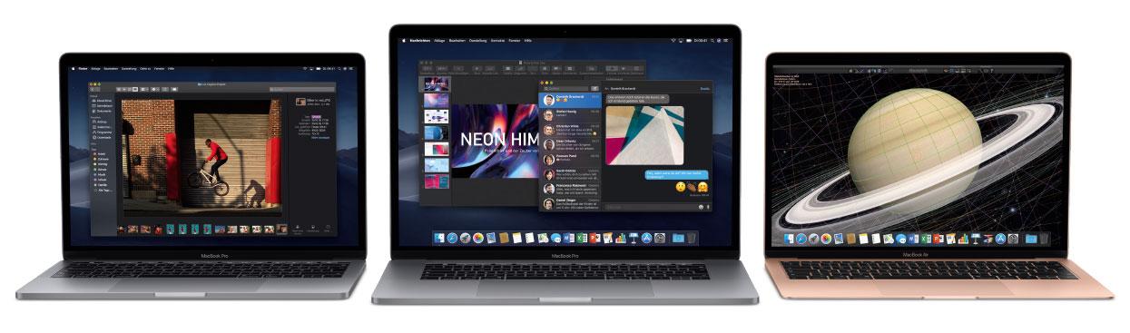 8% EDU-Rabatt auf MacBooks statt üblicherweise 5% bis zum 31.10.2020