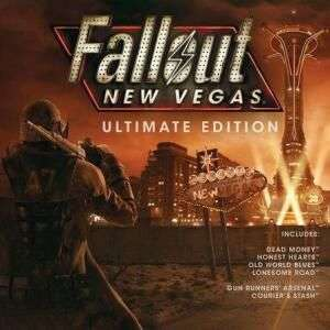 Fallout: New Vegas - Ultimate Edition (Steam) für 2.90€ / Fallout: 3 GOTY für 2.99€ (Gamesplanet)