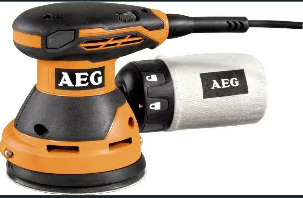 AEG Exzenterschleifer EX 125 ES