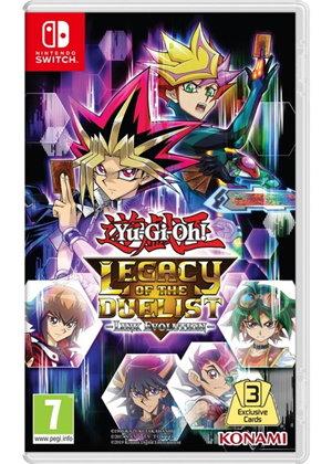 Yu-Gi-Oh! Legacy of the Duelist: Link Evolution (Switch) für 21,20€ (Base.com)