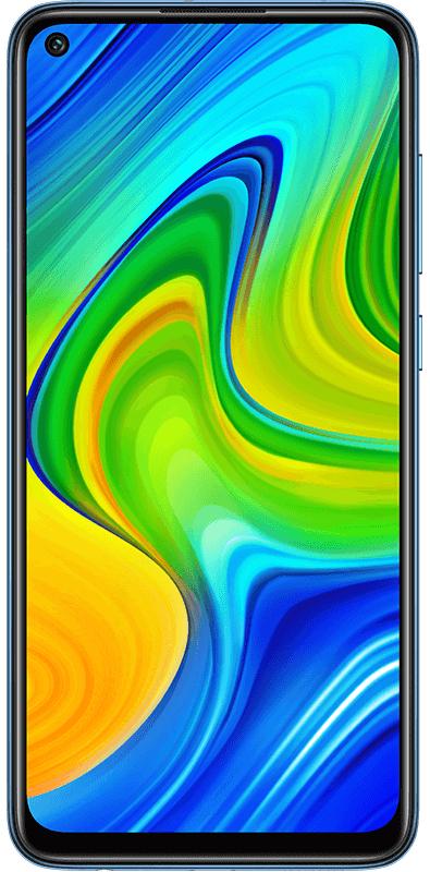 Xiaomi Redmi Note 9 3/64GB für 38,02€ + O2 Super Select S 5GB LTE 50 Mbits + Allnet/SMS-Flat für monatlich 9,99€