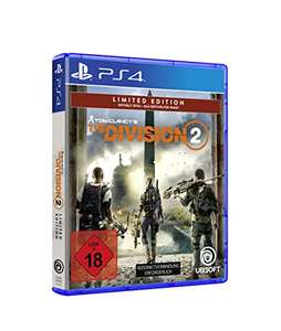 Tom Clancy's The Division 2 Limited Edition - [PlayStation 4 - Disk] (Amazon)