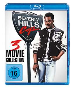 (Amazon Prime) Beverly Hills Cop Teil 1-3 (1 Disc) Blu-ray