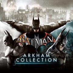 Batman: Arkham Collection (PS4) für 16,99€ (PSN Store PS+)