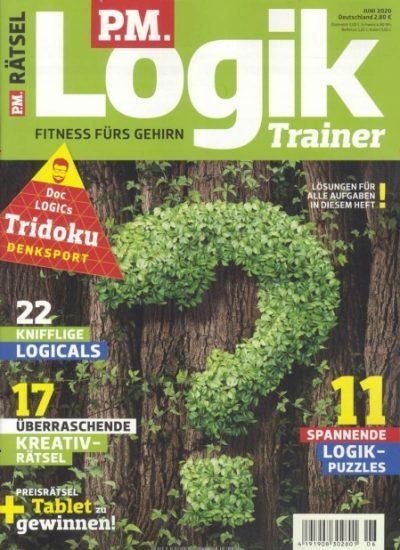 PM Logiktrainer Abo (12 Ausgaben) durch Rabatt für 18,52 €