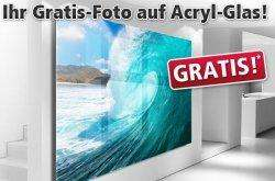 Poster XXL- Foto auf Acrylglas * Gratis * statt 22,99 € -  Format 30x20cm. Versandk. 9,99 €