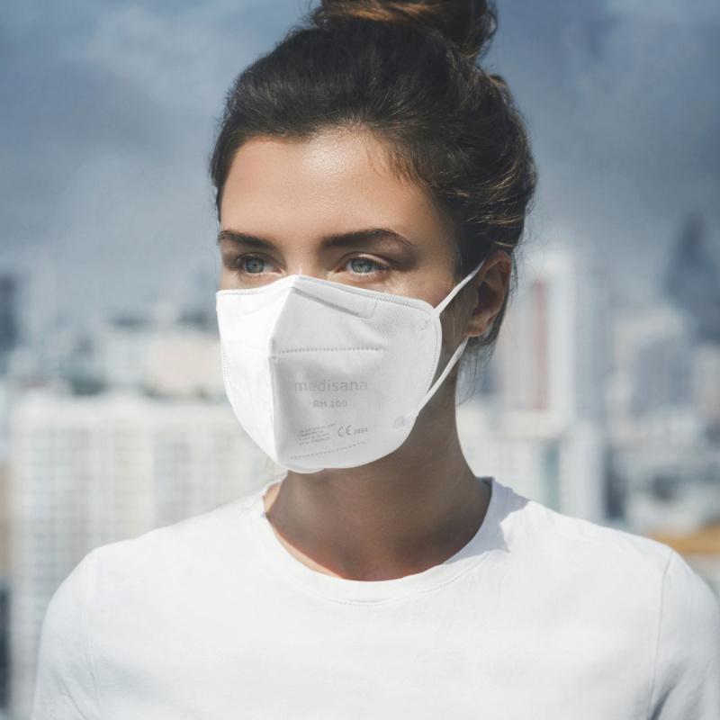 20x sichere FFP2 Masken