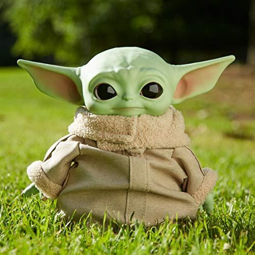 Mattel GWD85 Star Wars Mandalorian The Child Baby Yoda Plüsch *Prime*