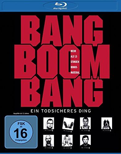 Bang Boom Bang - Ein todsicheres Ding (Blu-ray) für 4,99€ (Amazon Prime & Media Markt Abholung)