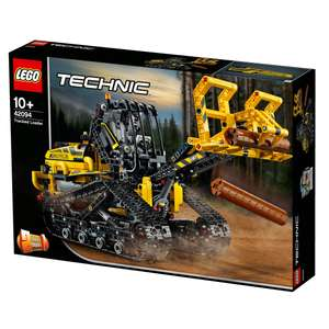 LEGO Technic - 2 in 1 Raupenlader (42094) @ Penny