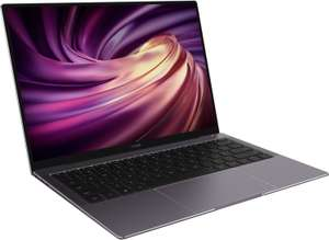 "Huawei MateBook X Pro (13.9"", IPS, Touch, 3000x2000, 450cd/m², i5-8265U, 8GB RAM, 512GB PCIe SSD, MX250 2GB, USB-C mit DP & PD, TB3, Win10)"