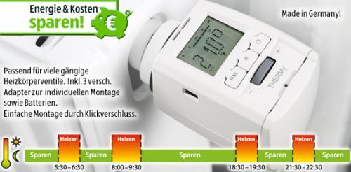 Energiespar-Regler für Heizkörper bei ALDI Süd ab 28.01. (14,99€ pro Stück)