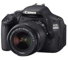 Canon eos 600d Kit mit EF-S 18-55 mm IS II 454,26€