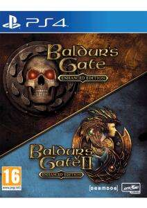 Baldur's Gate: Enhanced Edition + Baldur's Gate II: Enhanced Edition (PS4) für 14,50€ & (Xbox One) für 14,99€ (Coolshop)