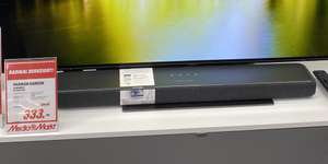 LOKAL Media Markt Mainz: Harman-Kardon Enchant 800 Soundbar