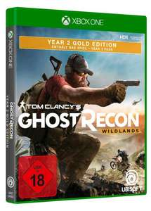 Tom Clancy's Ghost Recon Wildlands Year 2 Gold Edition [Gamestop Abholung]