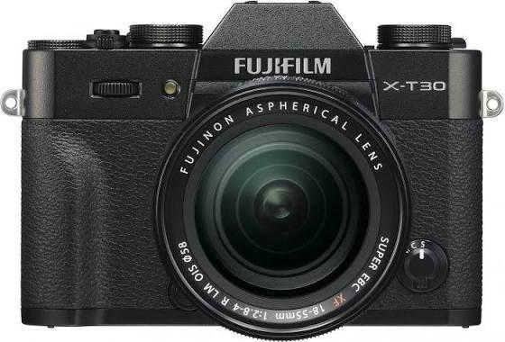 Fujifilm X-T30 Systemkamera inkl. Fujinon XF18-55F2,8-4 Objektiv - Media Markt Belgien