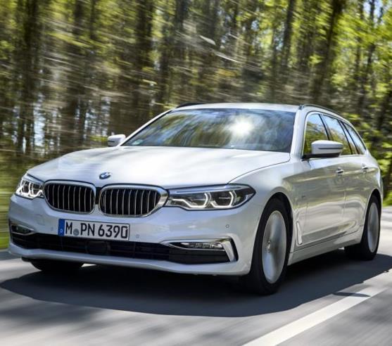 Privatleasing: BMW 520d Touring (EZ:19) 2.0 /190 PS inkl. Garantie und Service für 325€ im Monat