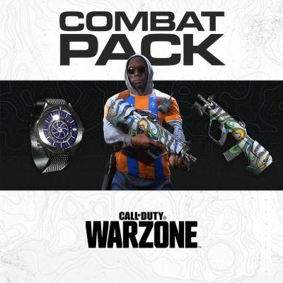 Call of Duty®: Warzone - Kampfpaket kostenlos (Saison 5) (Add-On) (PS4) im PSN Store (PS+)