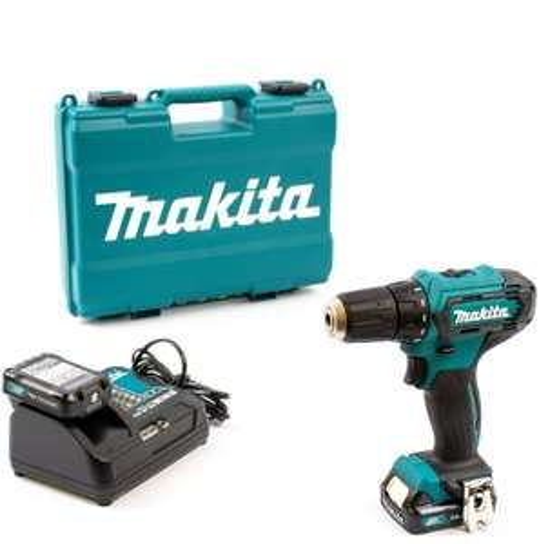 Makita DF333DSAE 12V Akku-Bohrschrauber 2x 2Ah im Koffer für 93,98€ [Contorion]
