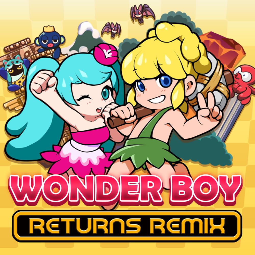 Wonder Boy Returns Remix (Switch) für 5,99€ oder für 4,78 ZAF (eShop)